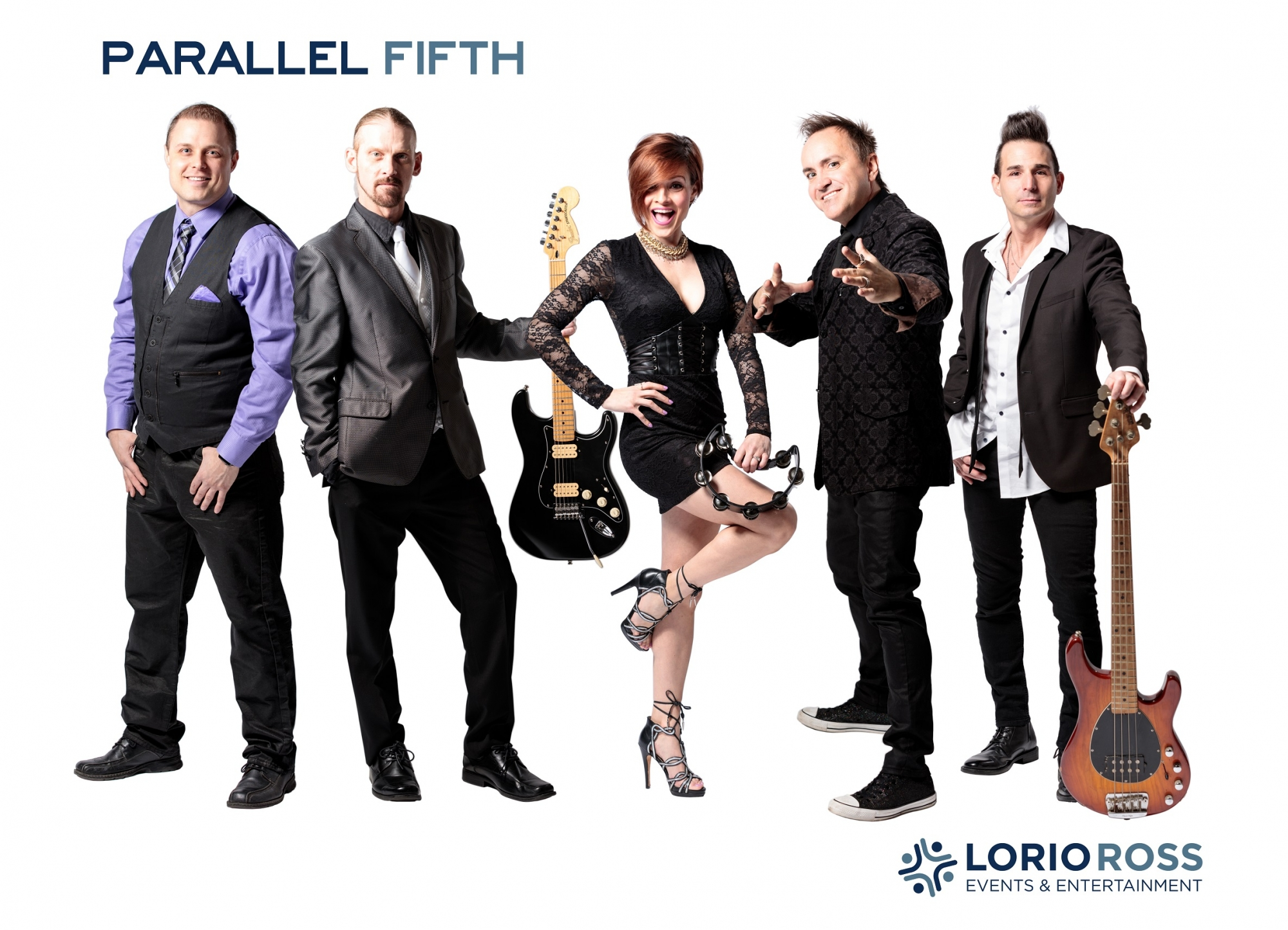 Parallel Fifth Band For Hire Detroit Michigan